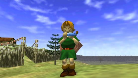 Zelda Fan Creates Ocarina-Controlled Home Automation