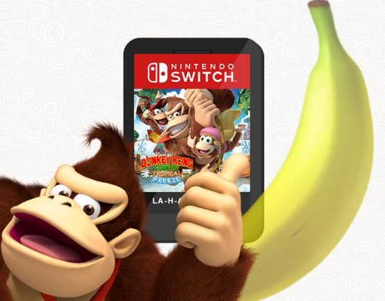 6 Switch Game Tastes We Need This Generation donkey-kong-switch