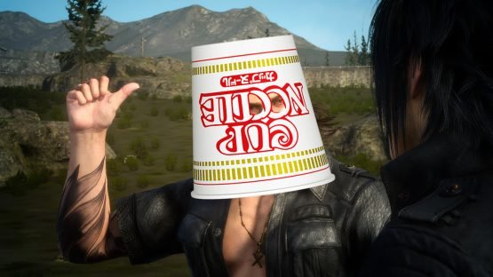 What the Final Fantasy XV DLC Stories Will Probably Be About Gladio Cup Noodle