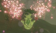 "Getting All 900 Korok Seeds in Zelda: Breath of the Wild Gives You A Piece of Slimy, Golden ""Friendship"" Poop That ""Smells Pretty Bad"""