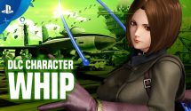 Whip is King of Fighters XIV's First DLC Character