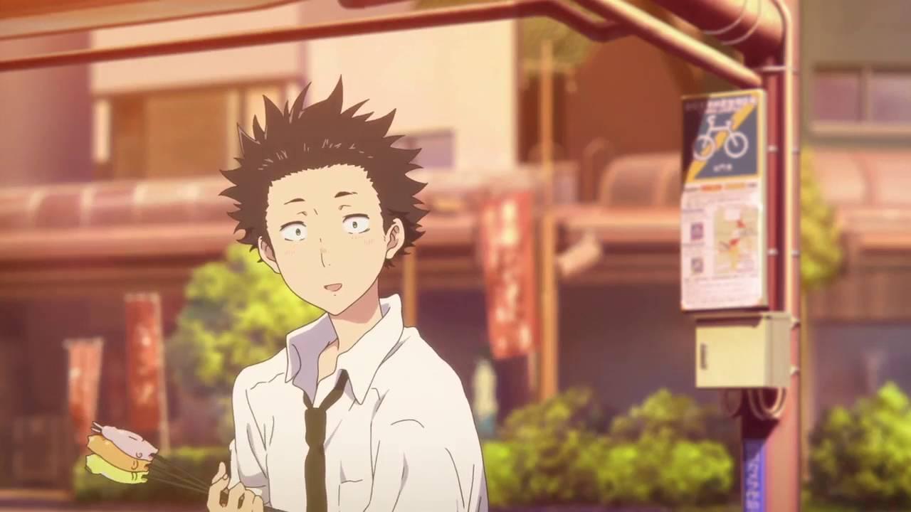 Hd wallpaper koe no katachi - A Silent Voice Review A Not So Silent Hit Anime Rice