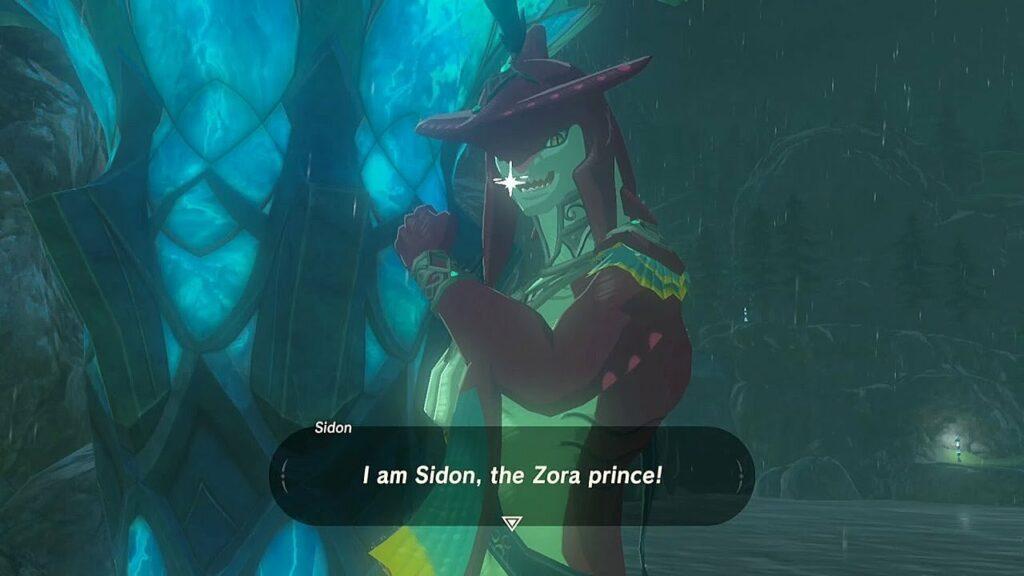 Zelda dating sim walkthrough