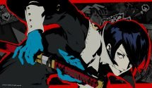 Persona 5 Yusuke Theme and Avatar Set on PS4 Now