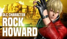 Rock Howard Joins King of Fighters XIV