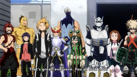 My Hero Academia Review - Season 1 (Anime) 3