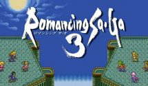Romancing SaGa 3 Announced for PS Vita