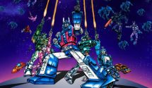 The Transformers The Movie Review (Anime)