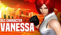 Vanessa Joins Ever-Growing King of Fighters XIV Roster