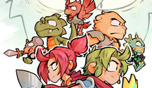 Wonder Boy: The Dragon's Trap – Wonder Girl Revealed