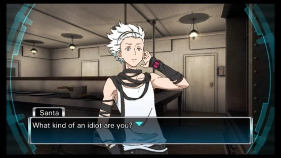 Zero Escape: The Nonary Games Review (PS4) 999 Santa