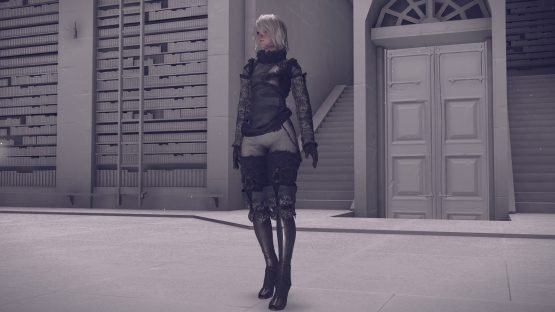 NieR: Automata DLC Costumes and Boss Fights Announced