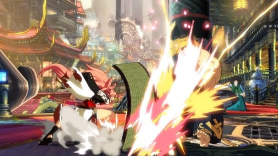 Guilty Gear Xrd REV 2 Release Date Revealed for Europe