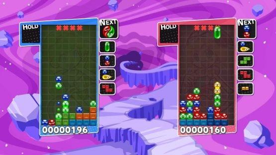 Puyo Puyo Tetris Review - Worlds Collide (Switch) 6