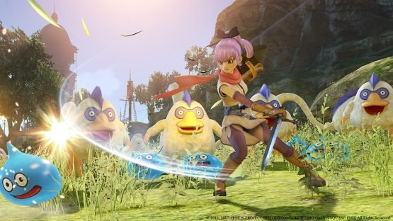 dragon quest heroes ii characters
