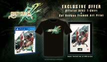 Announcing the Rice Exclusive Guilty Gear Xrd REV 2 Limited Edition