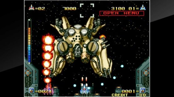 ACA NEOGEO: Alpha Mission II Review (Switch) 1