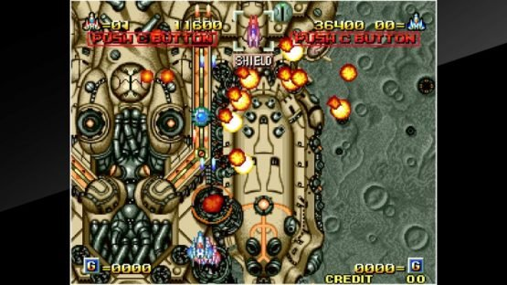 ACA NEOGEO: Alpha Mission II Review (Switch) 3