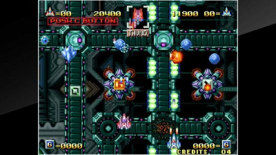 ACA NEOGEO: Alpha Mission II Review (Switch) 2