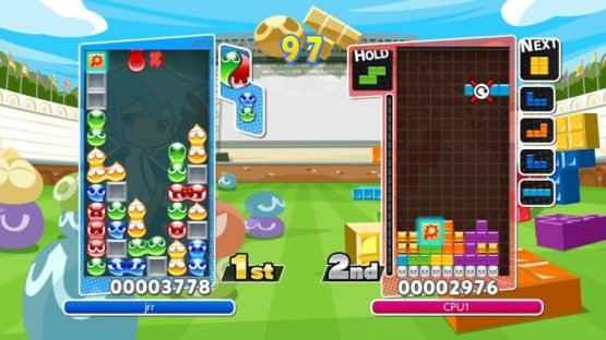 Puyo Puyo Tetris Review - Worlds Collide (Switch) 2