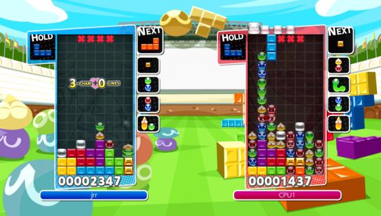 Puyo Puyo Tetris Review - Worlds Collide (Switch) 3