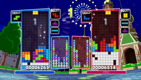Puyo Puyo Tetris Review - Worlds Collide (Switch) 5