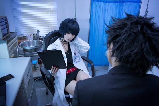 Persona 5 takemi cosplay