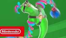 Meet Helix, ARMS' Newest Flubber to Join the Roster
