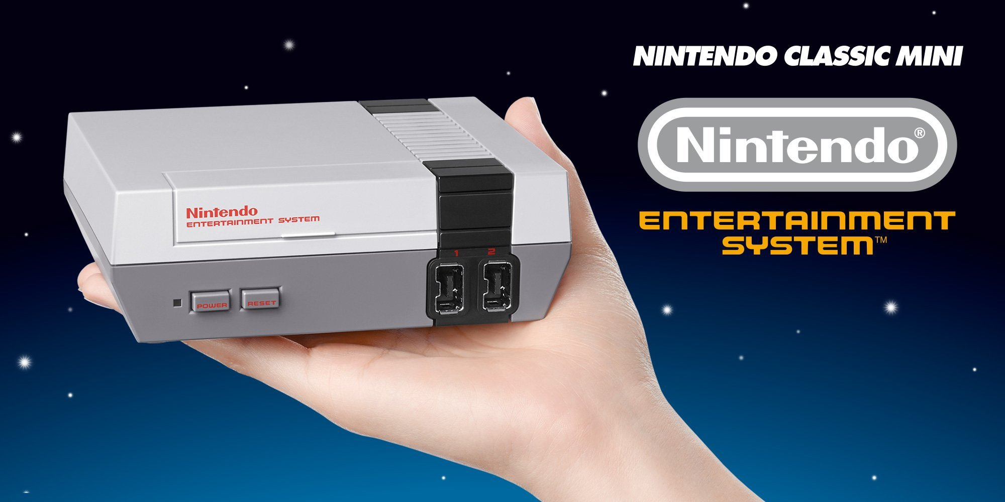 SNES Mini to Launch This Year, Still No News on Switch