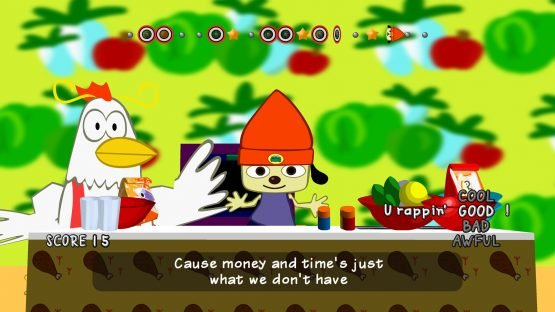 PaRappa the Rapper Remastered Review 4