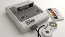 SNES Mini to Launch This Year, Still No News on Switch Virtual Console Games