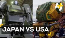 Giant Robot Fight Between Japan and the USA Set for Later This Year