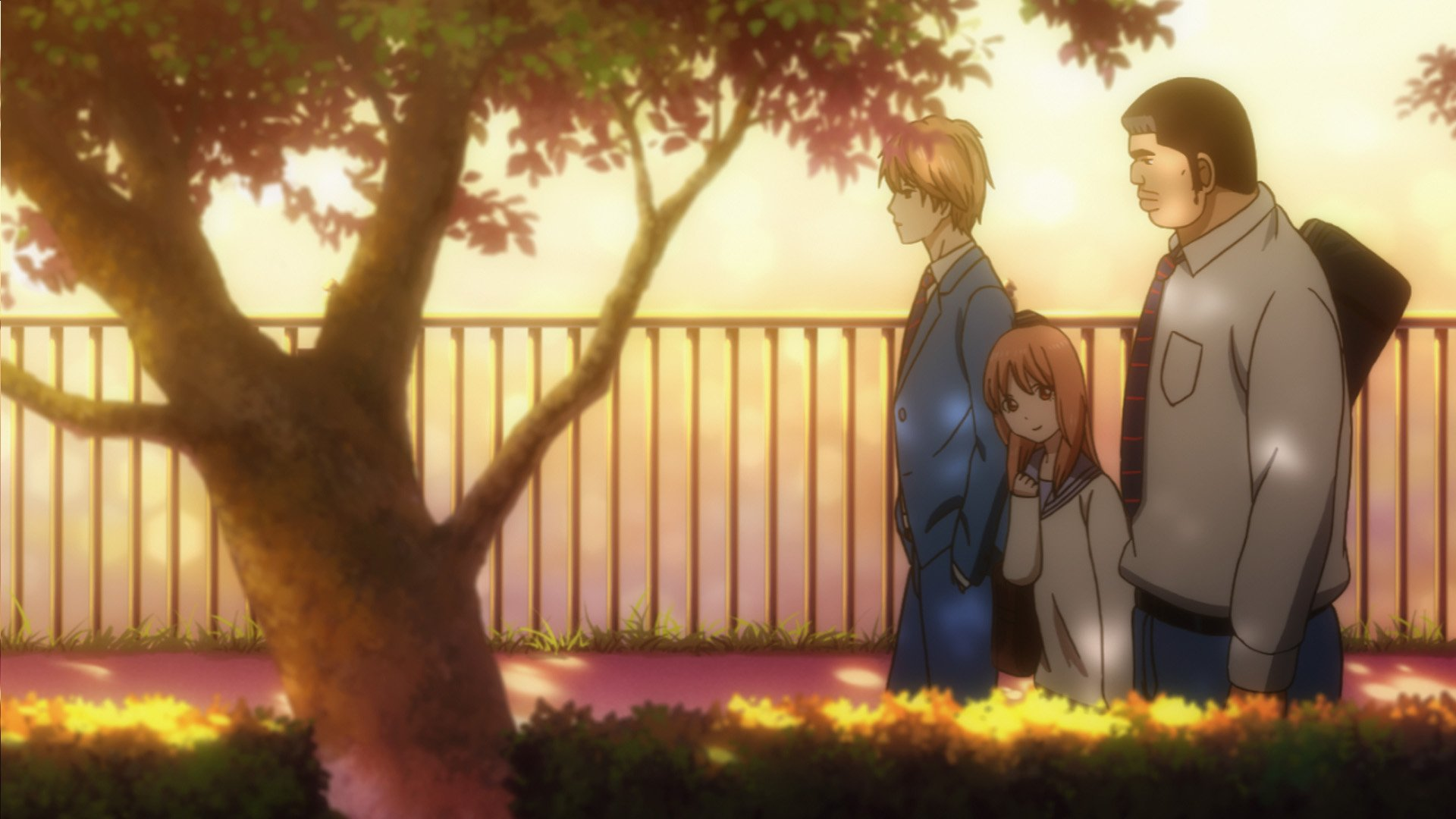 My Love Story Review One Of Animes Biggest Hearts Anime