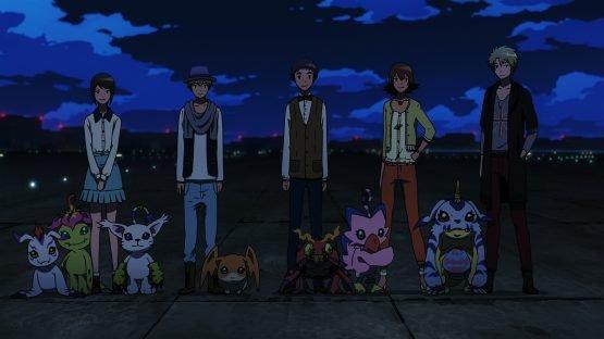 Digimon Tri Adventure Saikai Review