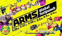 ARMS Global Testpunch Demo Will Be Held in May and June