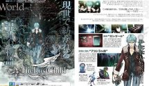 The Lost Child Announced for PS4 & Vita, from El Shaddai's Director