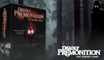Deadly Premonition: The Board Game Is Now On Kickstarter