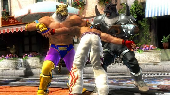 Tekken Tag Tournament 2, The Silver Case, Romance of the Three Kingdoms XIII, Superbeat Xonic - Just Played King_and_Armor_King_-_Double_Team_Move_-_TTT2
