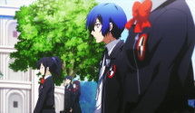 Persona 3 The Movie: #3 Falling Down Review (Anime)