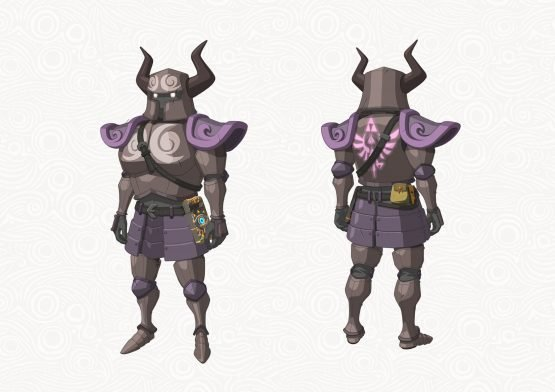 It's Tingle But Not As You Were Expecting, Breath of the Wild DLC Pack 1 Detailed ZBotW_DLC_Phantom_armor