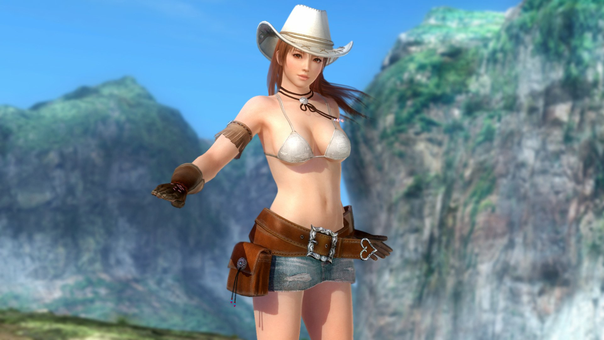dead or alive 5 cowgirl outfits are its next big trend - rice