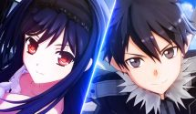 Accel World vs Sword Art Online Release Date Confirmed