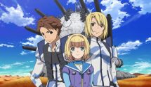 Heavy Object Part One Review (Anime)