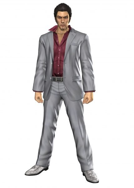 top 10 best suits kiryu