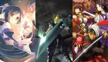 Utawarerumuno, God Wars, Final Fantasy VII – Just Played
