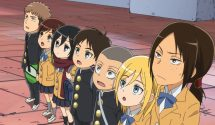 Attack on Titan: Junior High Review (Anime)