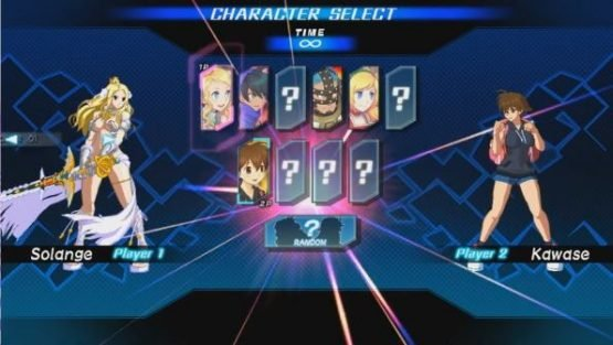 Crossover Fighter Blade Strangers Announced for PS4, Switch, and PC