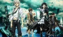 Un Teaser pour l'Anime Bungo Stray Dogs: Dead Apple