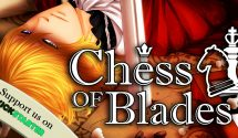 Chess of Blades is on Kickstarter!