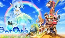 Ever Oasis Releases on June 23rd for 3DS in North America and Europe